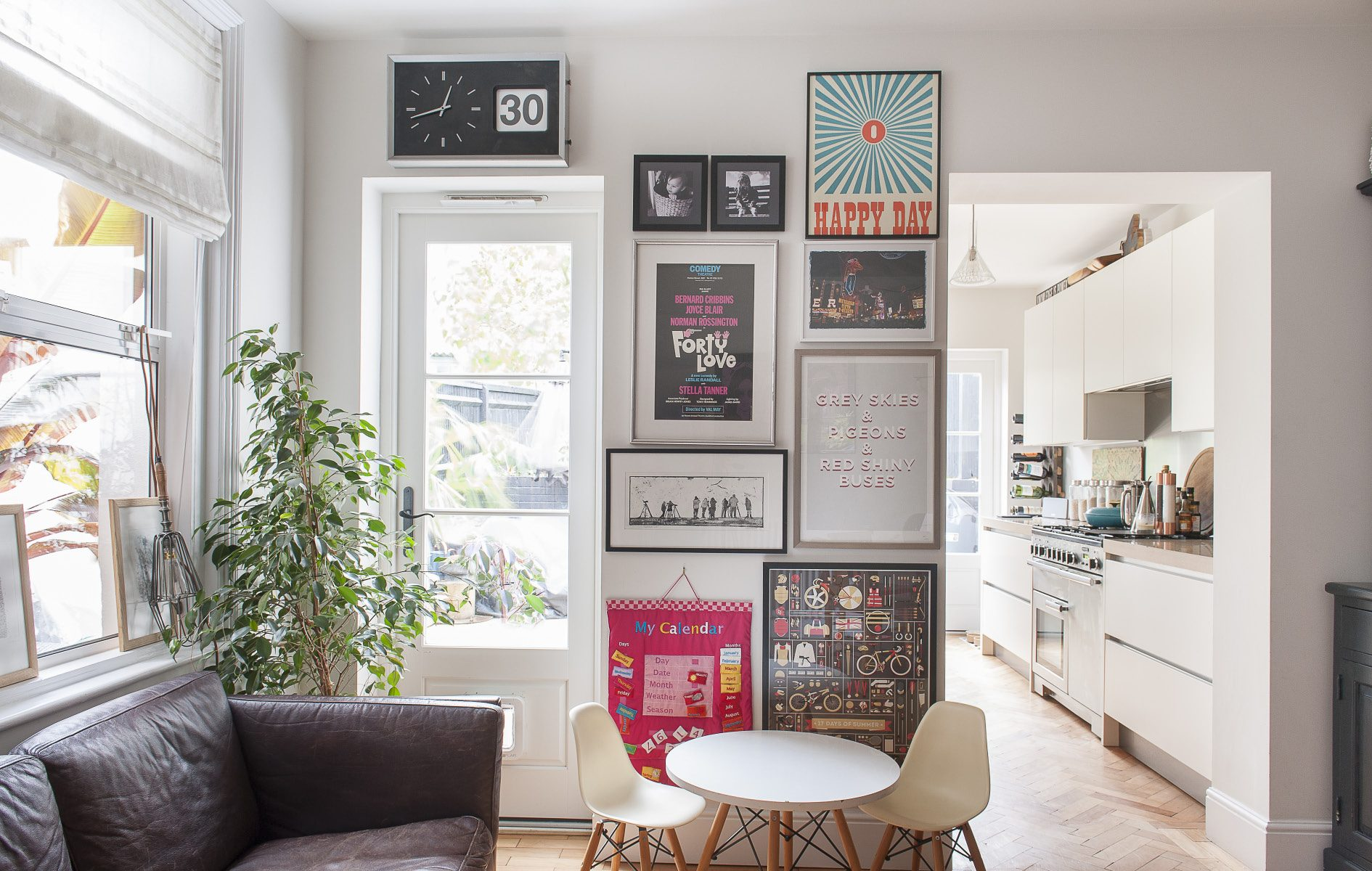 After spotting the potential of this Victorian house near Camden Road in Tunbridge Wells, Justine Hodgson-Barker, an interior designer, and her husband James set about transforming it into a stylish yet functional family home