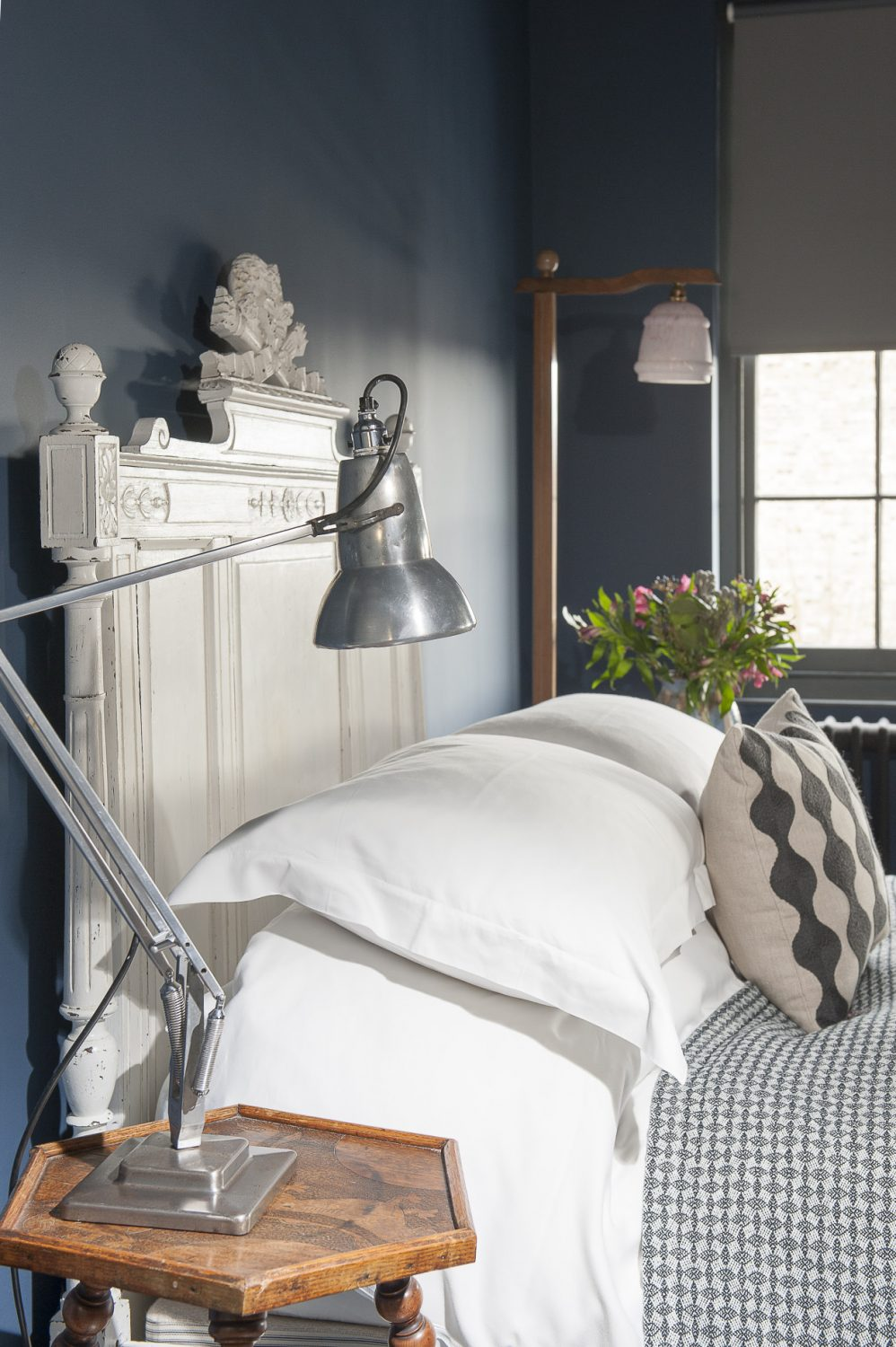 """""""Despite setting up on a budget, the things I would not compromise on were mattresses and bed linen."""""""