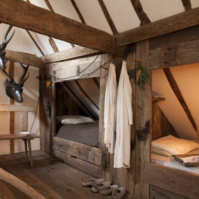 After five years of painstaking restoration, chef, writer and photographer Alastair Hendy has succeeded in returning his Grade II listed 16th century merchant's house in Hastings Old Town to its pared-back Tudor glory...