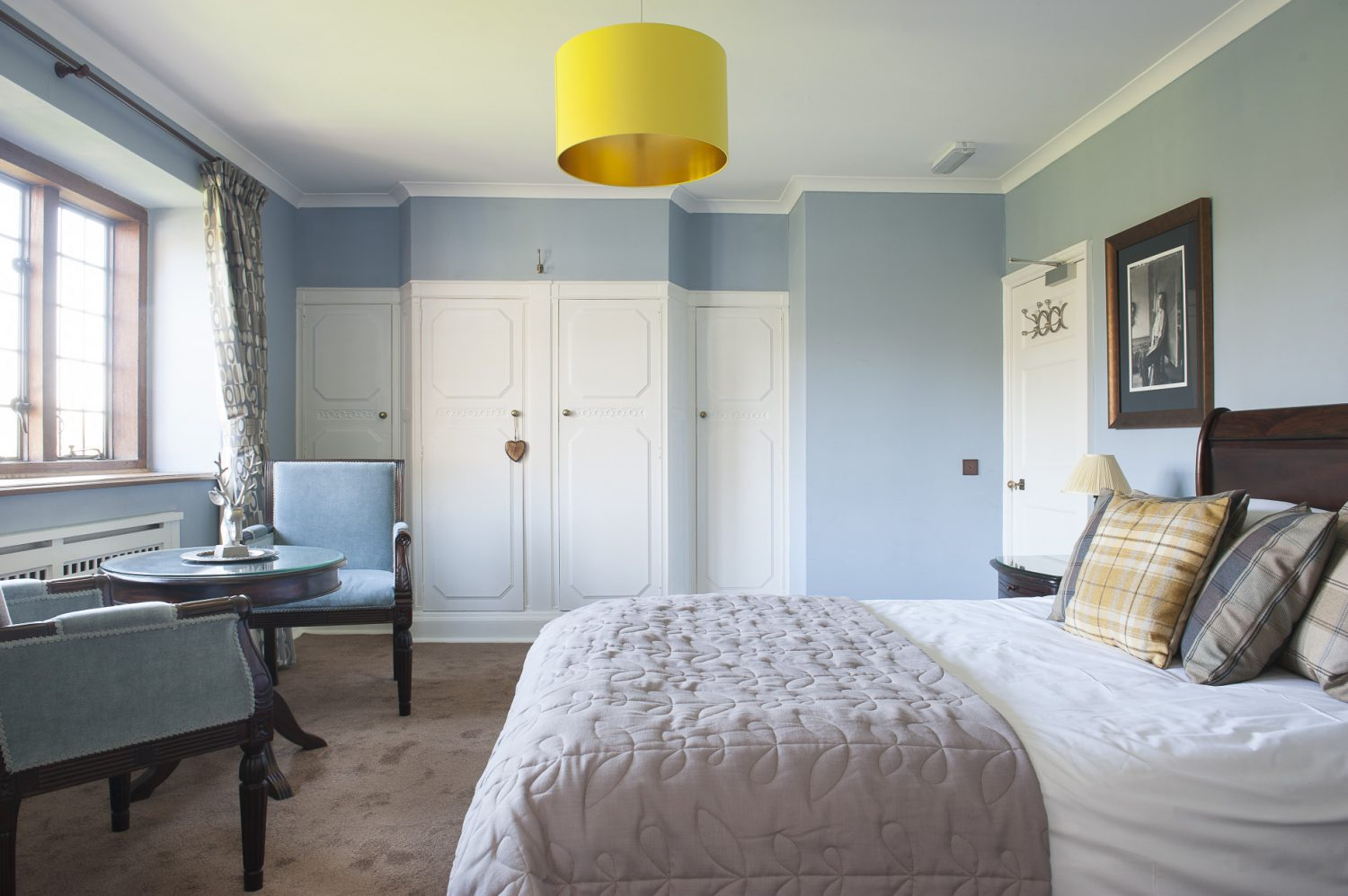 Each room has been named after the original architects, famous guests and, of course, Sir Philip Sassoon