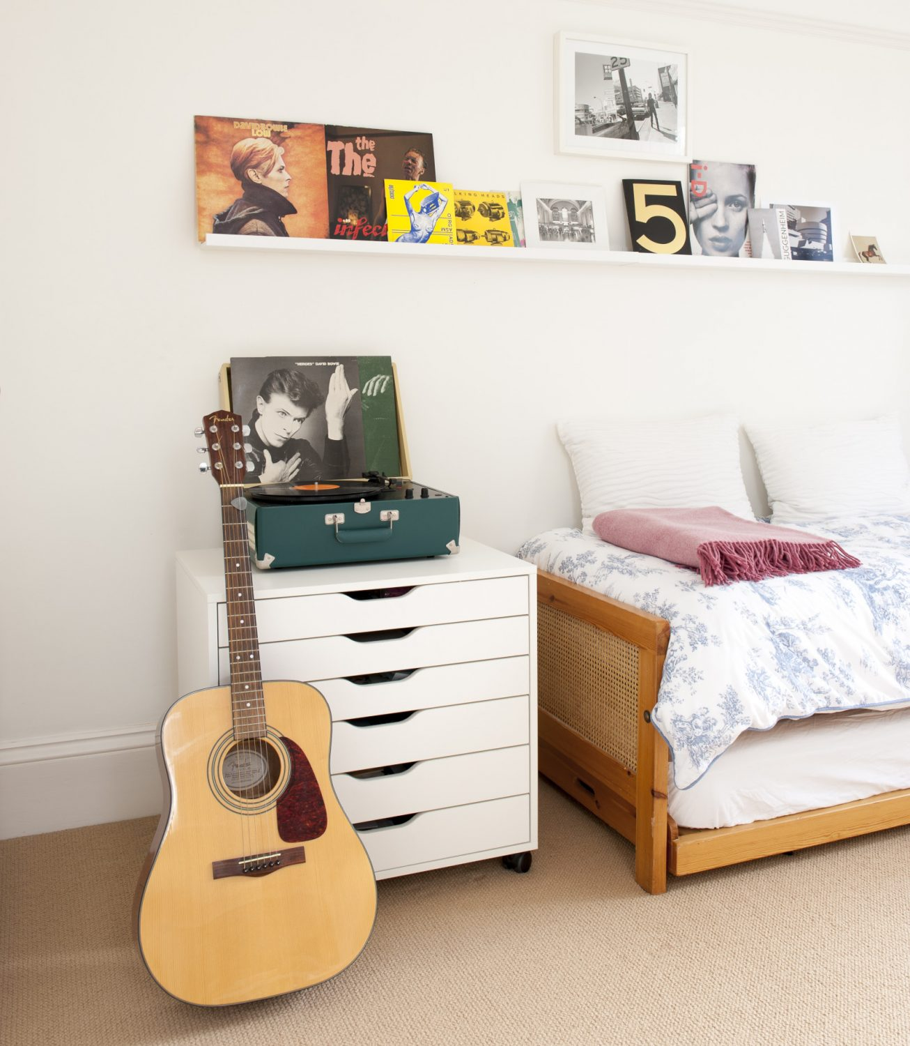 Musical elements are found throughout the home