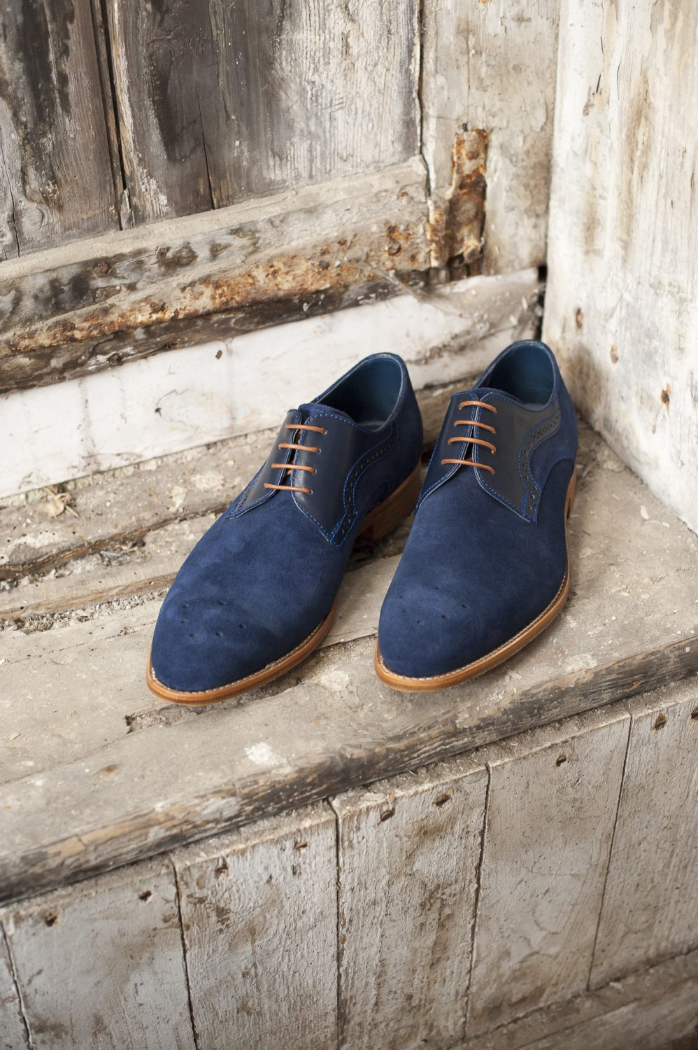Barker Cohen shoes, £225, County Clothes, as before