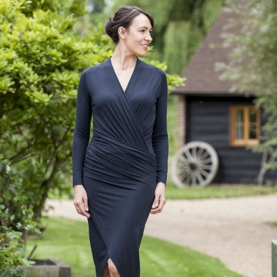 Charli 'Cassie' dress, £110, Fenwick, Tunbridge Wells 01892 516716 www.fenwick.co.uk