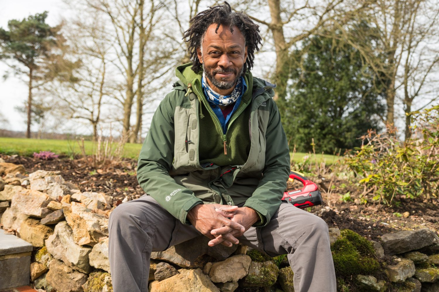 BBC presenter Danny Clarke explains what drew him into the world of horticulture