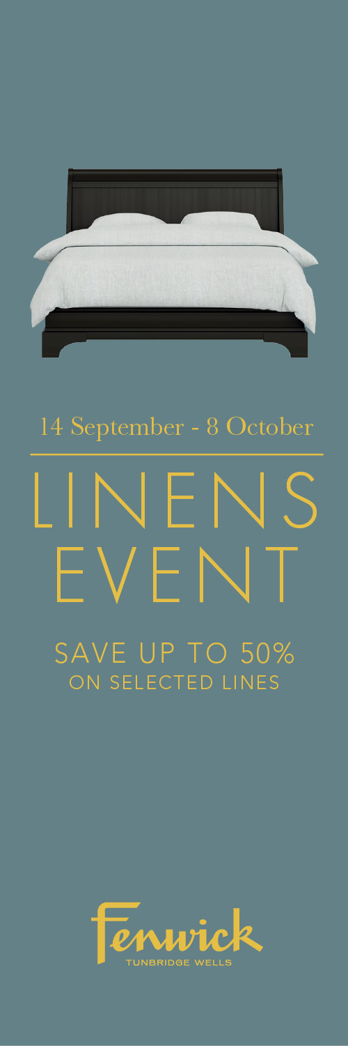 Event and enjoy up to 50% off selected lines in store.