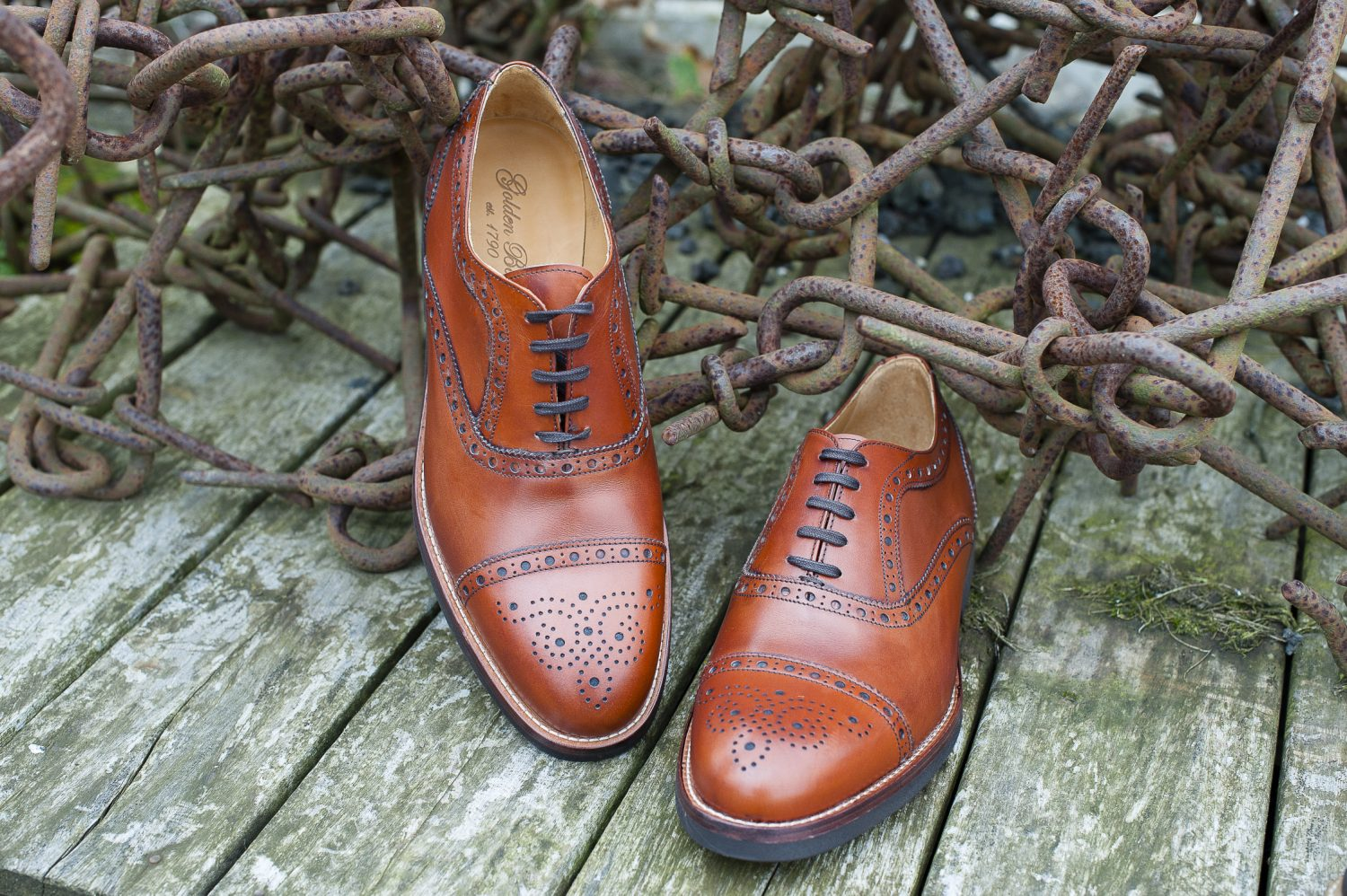 Brogues, £119, £125, The Golden Boot, Maidstone thegoldenboot.co.uk