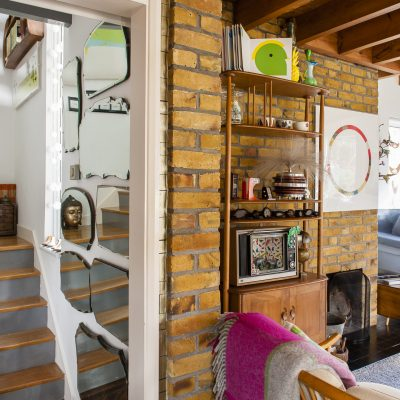 Using her keen eye for vintage and unusual design, Sam, with the help of her husband Richard, has tranformed her family's award-winning sixties-built home into a haven for unique and fascinating finds...