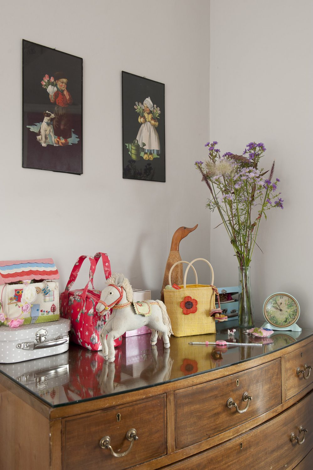 Daughter Marney's room