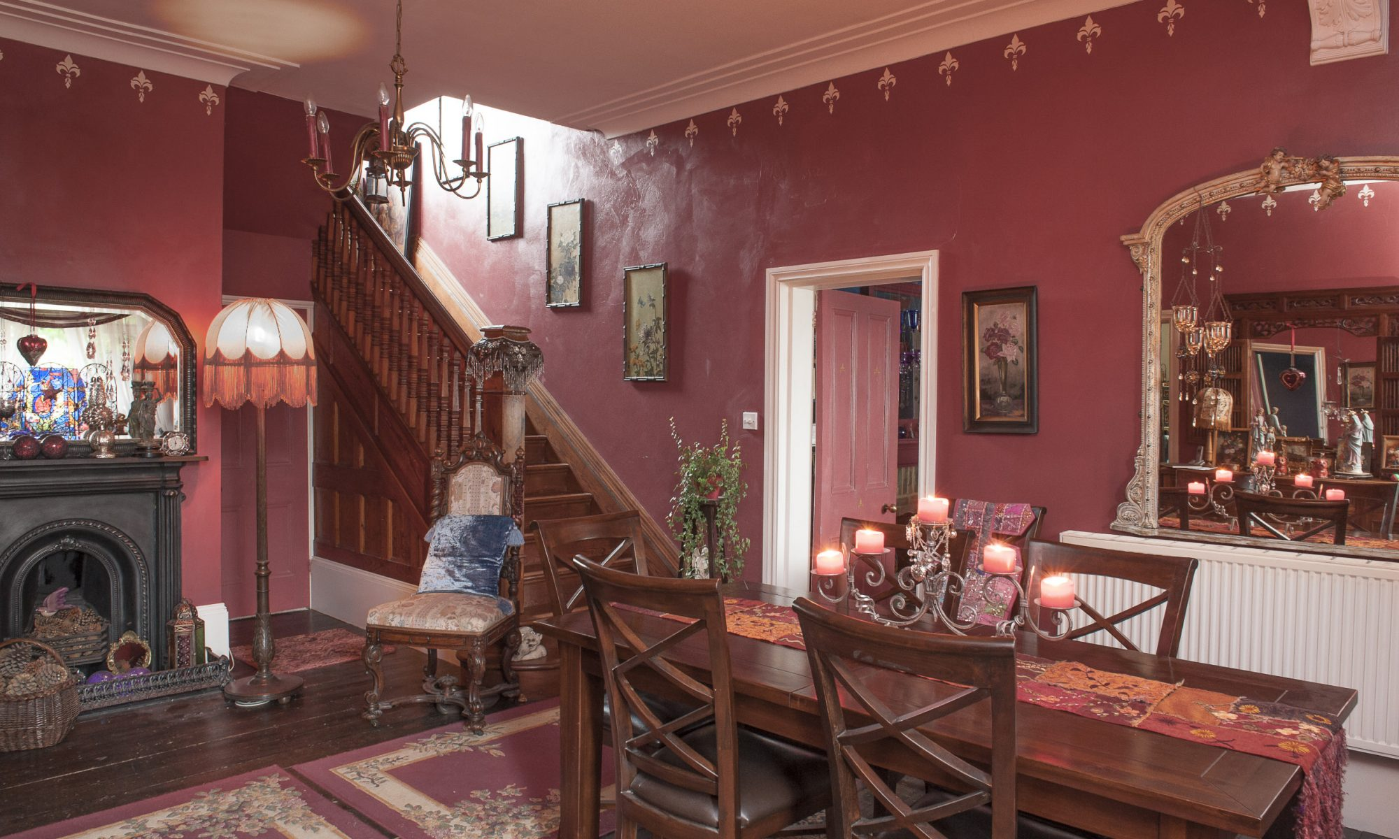 Carmel and Mick have transformed their seaside home into a flamboyant and creative space perfect for their family to pursue their musical talents...