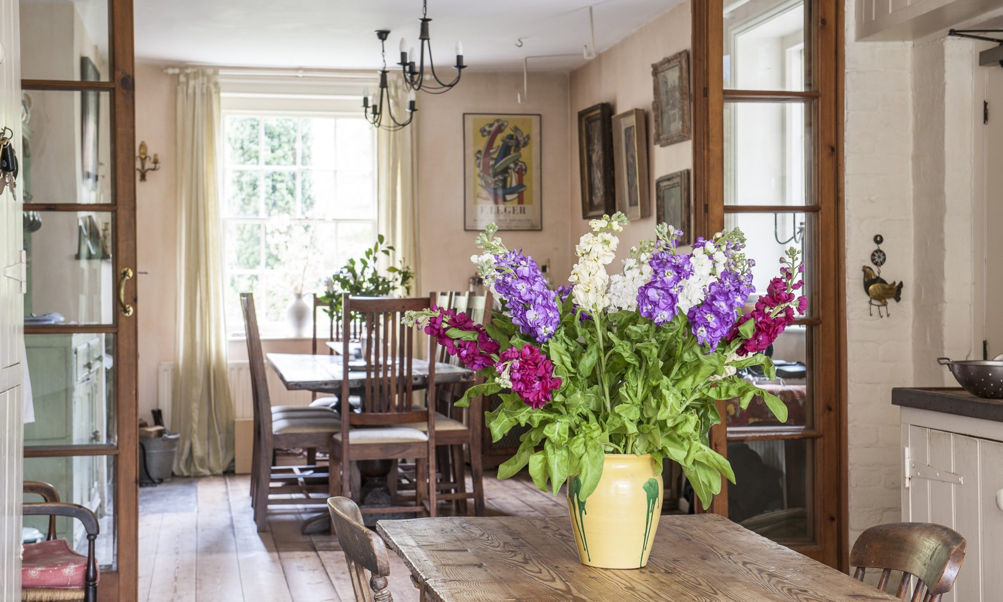 In light of the release of her new book Have You Been Good? Vanessa Nicolson shows Wealden Times around the house that was once owned by her grandparents, Vita Sackville-West and Harold Nicolson. Following a few alterations, Vanessa has created a beautiful family home surrounded by stunning gardens tended by her husband, avid plant collector Andrew Davidson...