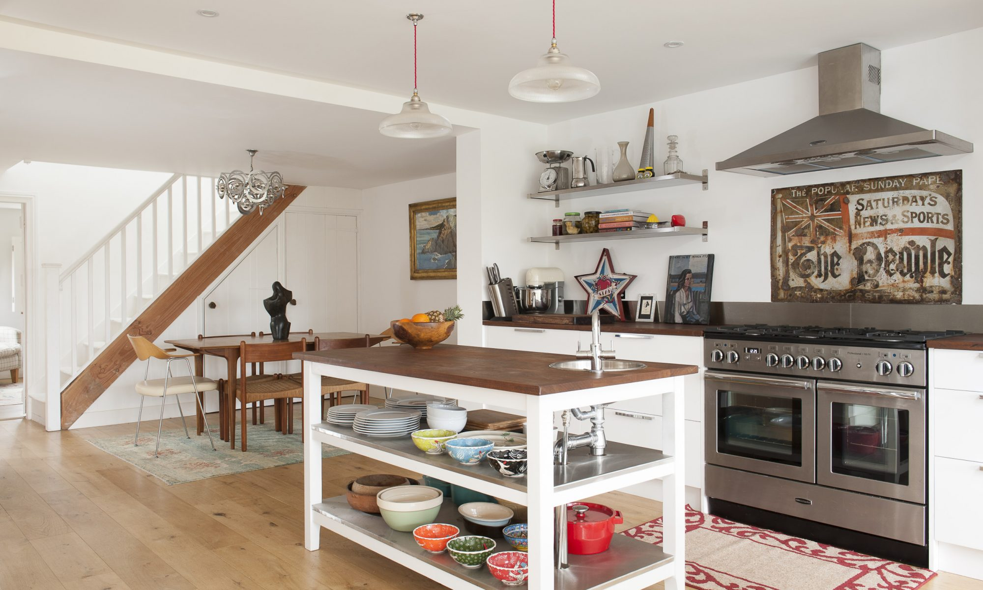 A childhood love of horses led Jenny and her husband Dave to look for a home near to where they stabled their horse in the Sussex High Weald. After much searching, they finally found the perfect project – transforming a semi-detached Victorian cottage into an effortlessly stylish abode...