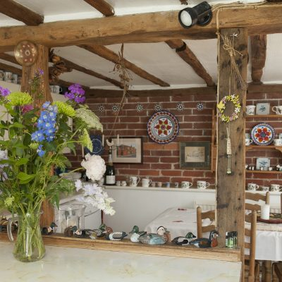 After coming to Goudhurst as a hop picker at 19, Suzanne Stobbs knew she'd love to return one day to live in the village. Now Suzanne and her husband Tim have found their perfect family home in an idyllic position in the heart of Goudhurst...