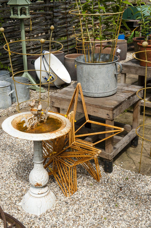 Vintage garden wares