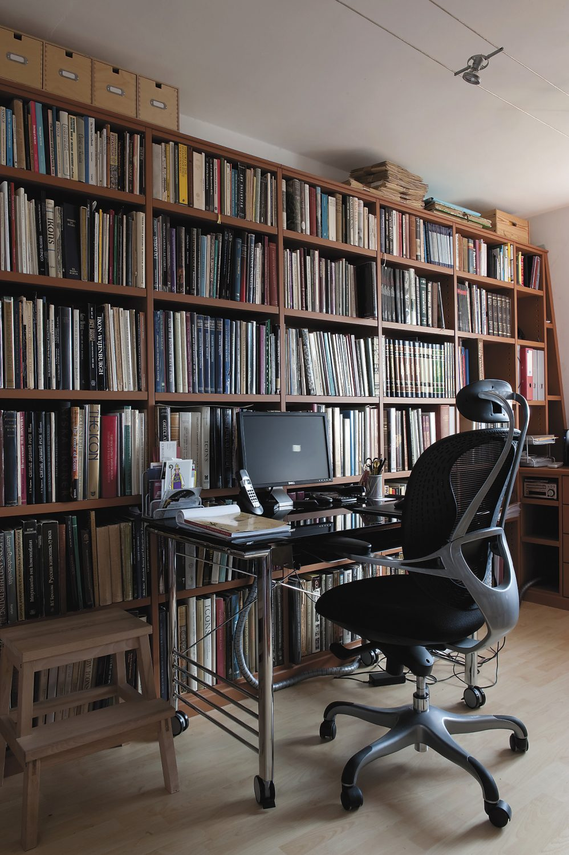 Martyn's study