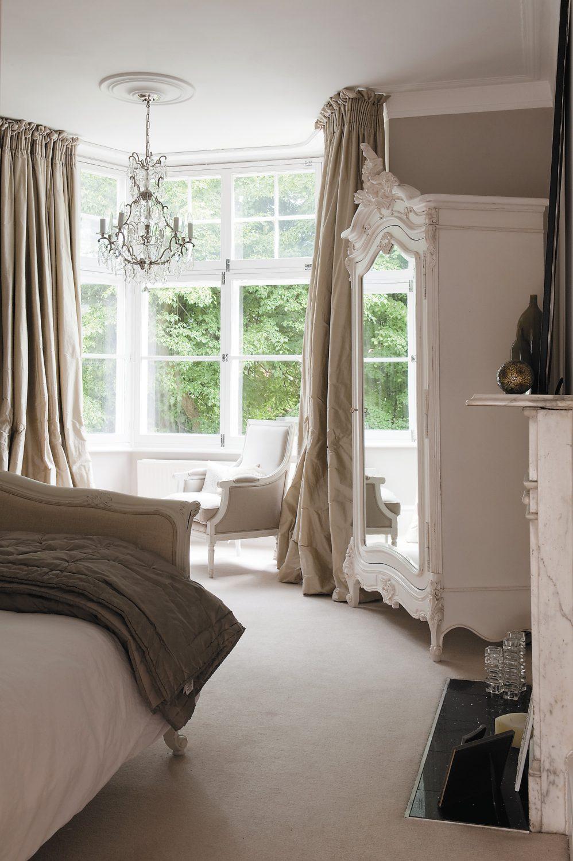 The spacious en suite shower room adjoins the master bedroom