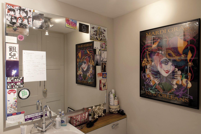 Chloë's bathroom