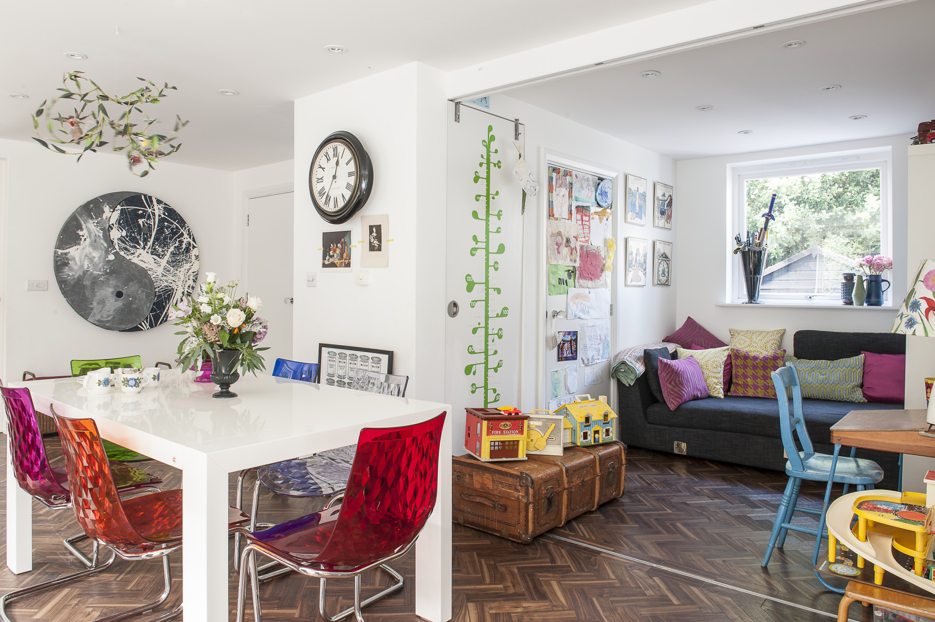 Kitsch & Chic Family Home – Priceless Magazines