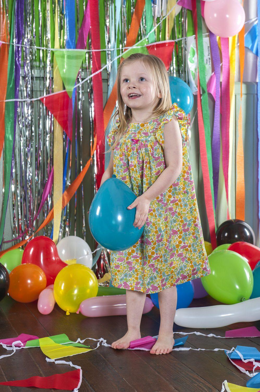 Georgina dress, £65, Milliemanu 020 8878 7863 milliemanu.com