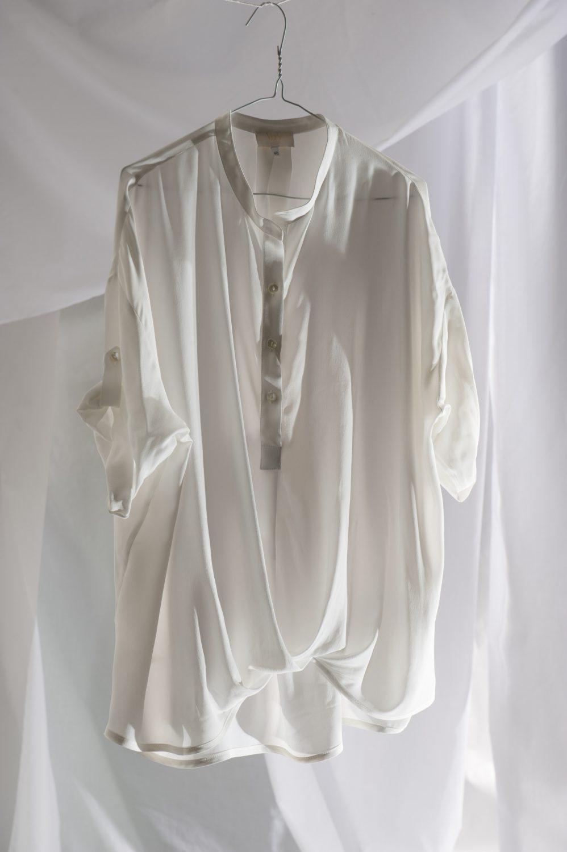 VLT silk blouse, £75, Odyl, Cranbrook odyldesign.com 01580 714907