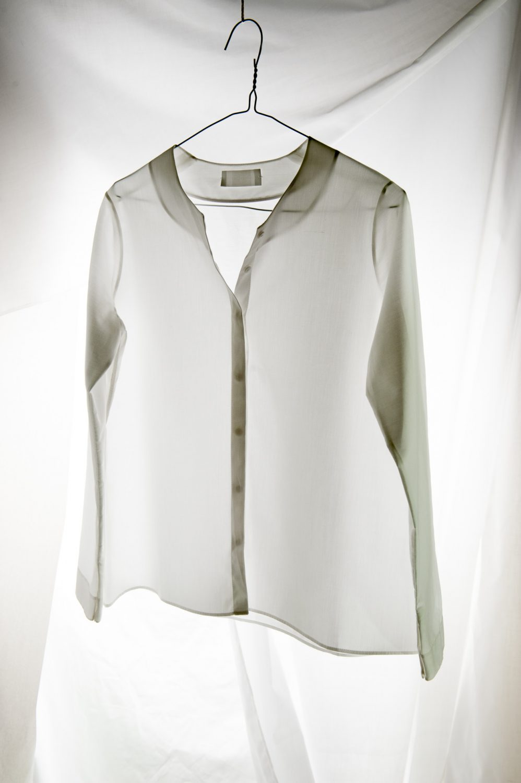Simple shirt, £230, In-grid, Worksop in-grid.co