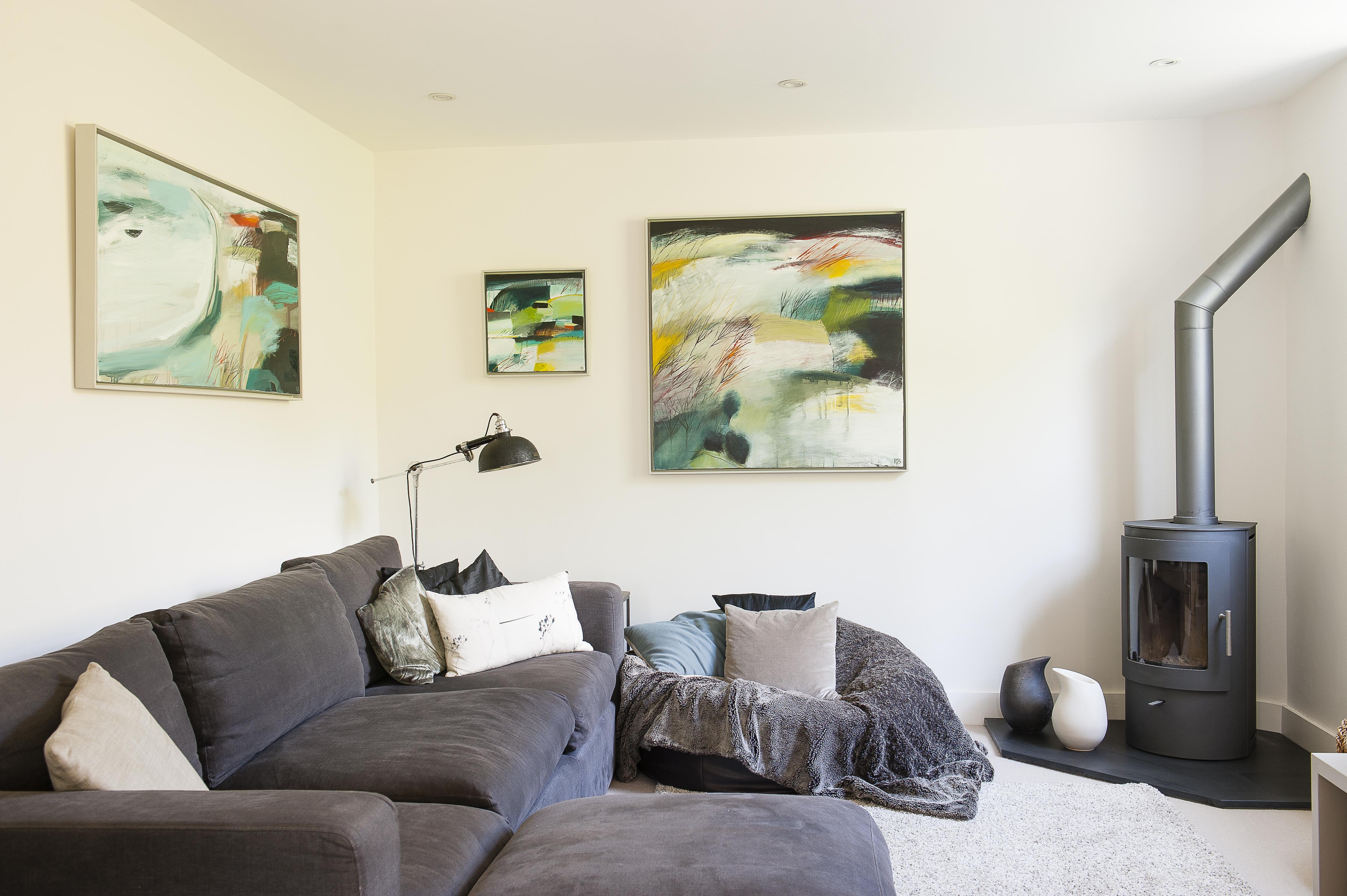 Karen Birchwood\'s Gallery and Home – Priceless Magazines