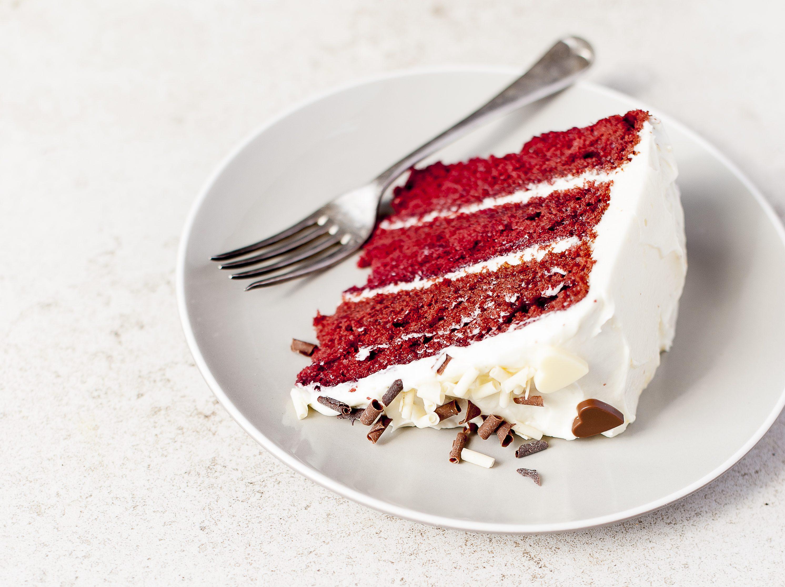 Food Colouring For Red Velvet Cake