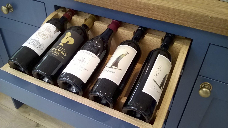 SYMES - Wine Drawer