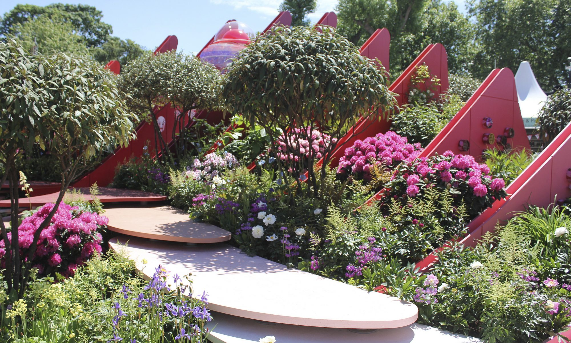 More show gardens from the Chelsea Flower Show