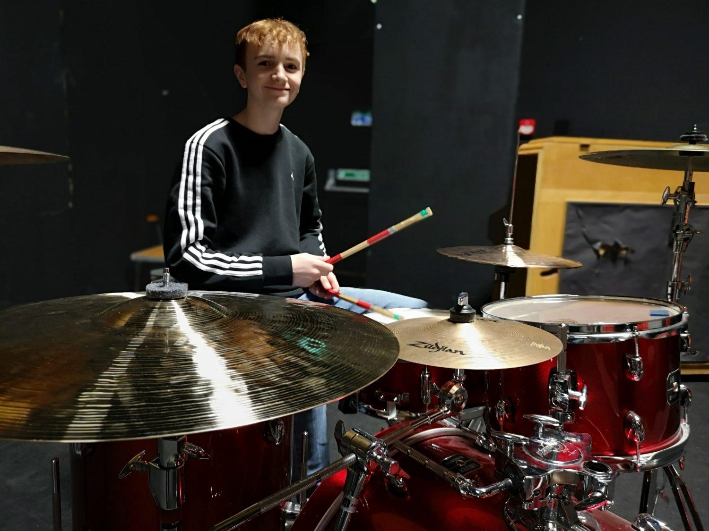 Jack, Simply Gleb's drummer