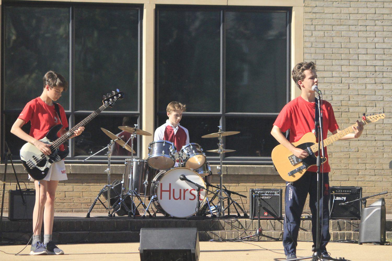 Hurst College School of Rock