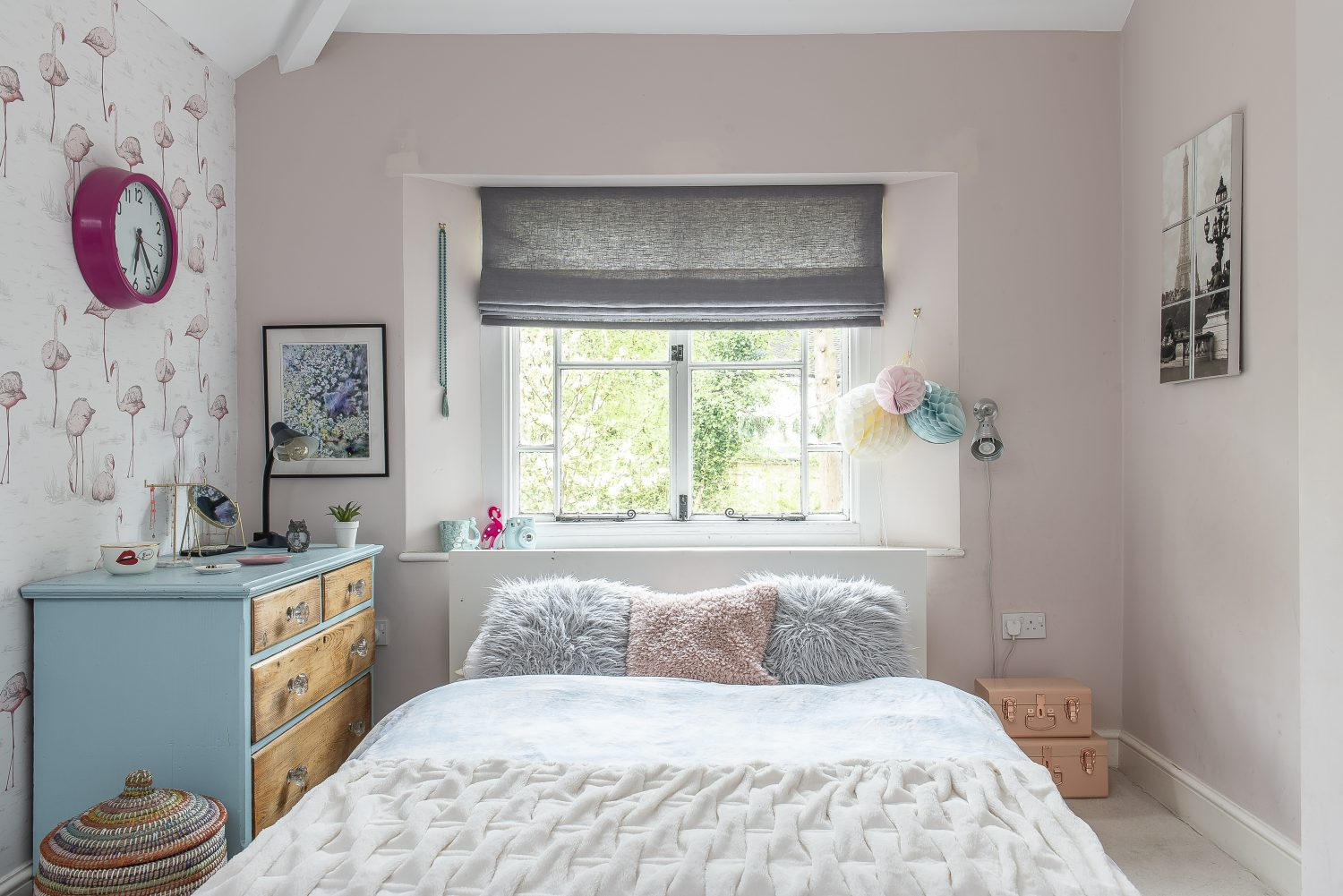 A delightful cosy kid's room
