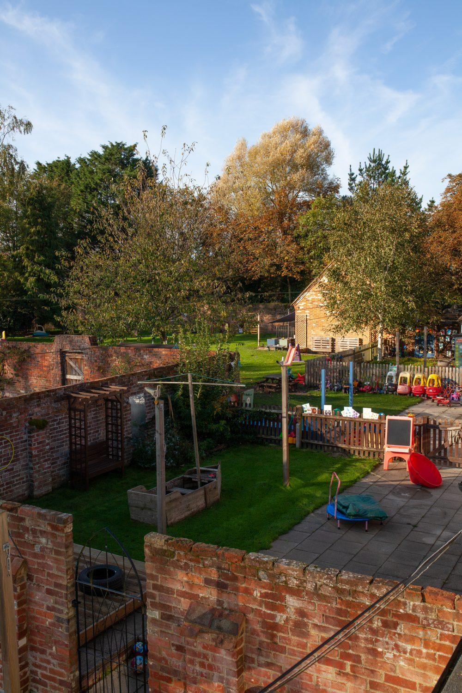 Spring Grove Nursery Garden
