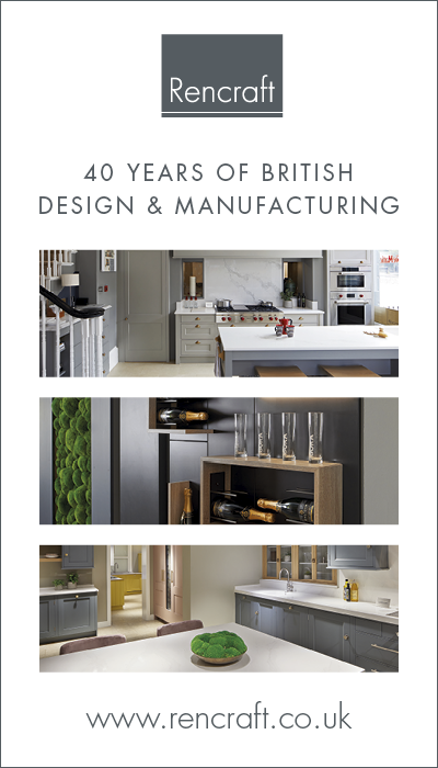 Kitchens and furniture handmade in Kent, installed in homes in Kent, the UK and even across Europe.