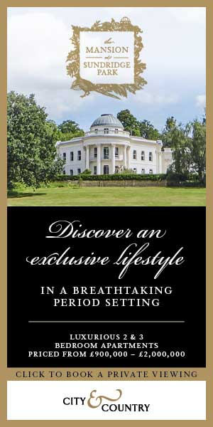 The Mansion at Sundridge Park - City & Country