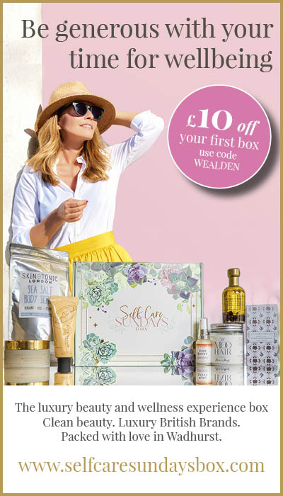 Curated eco-luxury at-home spa experience kits using only luxury clean British beauty products.