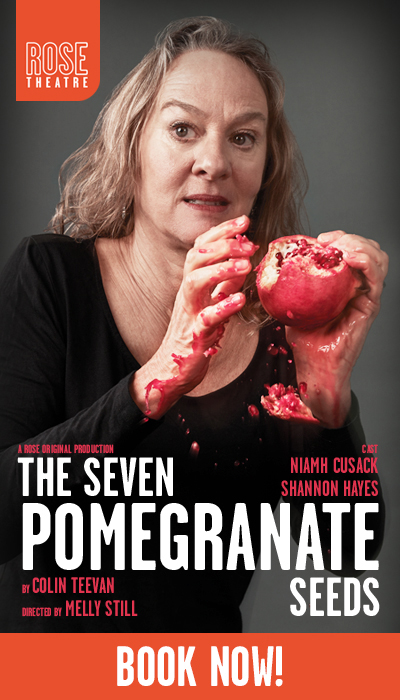 Rose Theatre-The Seven Pomegranate Seeds. Photo-The Other Richard